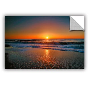 ArtAppealz Steve Ainsworth 'Morning Has Broken Ii' Removable Wall Art