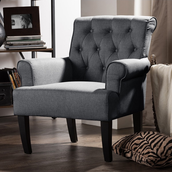 Shop Baxton Studio Barret Modern And Contemporary Grey