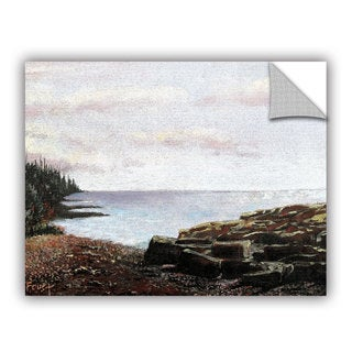 ArtAppealz Gene Foust 'Lakeside' Removable Wall Art