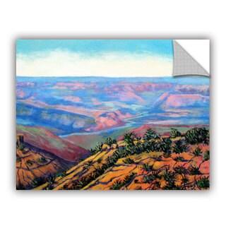 ArtAppealz Gene Foust 'Valley View' Removable Wall Art