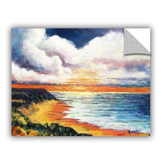 ArtAppealz Gene Foust 'Summer Breeze' Removable Wall Art (4 options available)