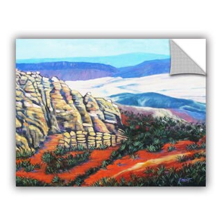 ArtAppealz Gene Foust 'Rocky Mountain Living' Removable Wall Art