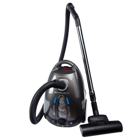 Soniclean GC-1150 Galaxy Canister Vacuum with 5 Bonus Bags (Refurbished)
