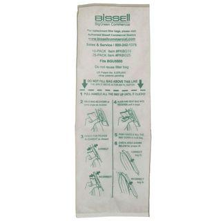Bissell PKBG10 10-pack Vacuum Bags for BGU6000