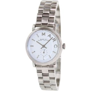 Marc Jacobs Women's MBM3246 'Baker Mini' Stainless Steel Watch
