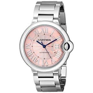 Cartier Women's W6920041 'Ballon Bleu' Automatic Stainless Steel Watch