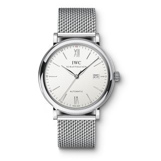 IWC Men's IW356505 'Portofino' Automatic Stainless Steel Watch