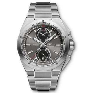 IWC Men's IW378508 'Ingenieur' Chronograph Automatic Tachymeter Stainless Steel Watch