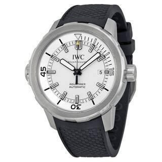 IWC Men's IW329003 'Aquatimer' Automatic Black Rubber Watch|https://ak1.ostkcdn.com/images/products/10355015/P17463476.jpg?impolicy=medium