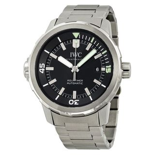 IWC Men's IW329002 'Aquatimer' Automatic Stainless Steel Watch