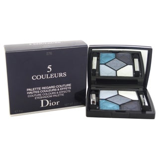 Dior 5 Couleurs Couture Colours & Effects Eyeshadow Palette # 276 Carre Bleu
