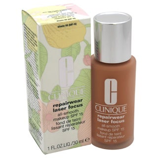 Clinique Repairwear Laser Focus All Smooth Makeup SPF 15 # Shade 06