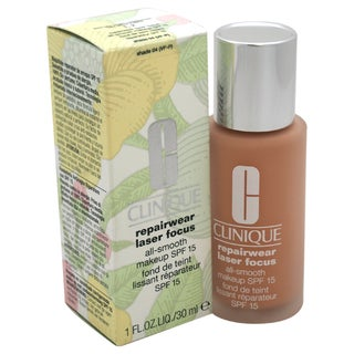 Clinique Repairwear Laser Focus All Smooth Makeup SPF 15 # Shade 04