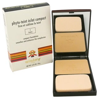 Sisley Phyto Teint Eclat Compact Foundation # 1 Ivory