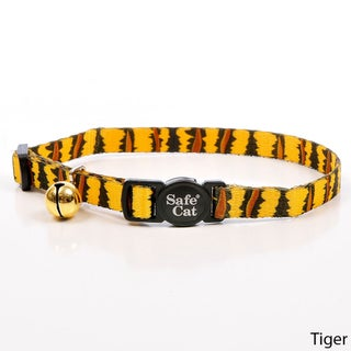 Coastal Pet Animal Prints Fashion Safe Cat Breakaway Collar