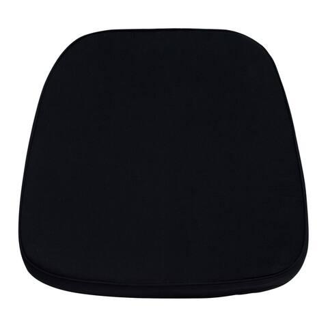 Ivory Fabric Chiavari Chair Cushion - Chair Accessories