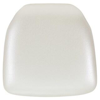 Hard Fabric Chiavari Chair Ivory Cushion