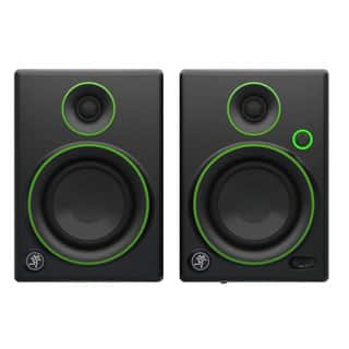 Mackie CR4 4-inch Creative Reference Multimedia Monitor (Set of 2)|https://ak1.ostkcdn.com/images/products/10355199/P17463663.jpg?impolicy=medium