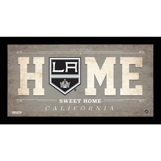 Los Angeles Kings 10x20 Home Sweet Home Sign