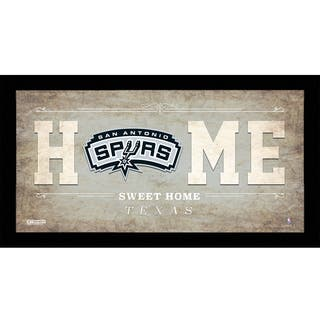 San Antonio Spurs 10x20 Home Sweet Home Sign|https://ak1.ostkcdn.com/images/products/10355640/P17464133.jpg?impolicy=medium
