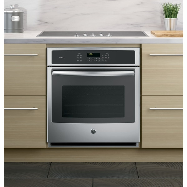 Ge Profile Series 27 Inch Built In Single Convection Wall
