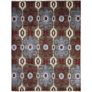 Oushak Alex Brown Area Rug (8' x 10'4)