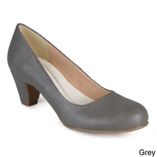 97bdb152504 Buy Grey Women s Heels Online at Overstock