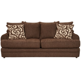 Exceptional Designs Chenille Sofa