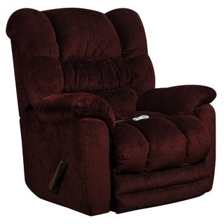 Red Recliners Amp Rocker Recliner Chairs Shop The Best