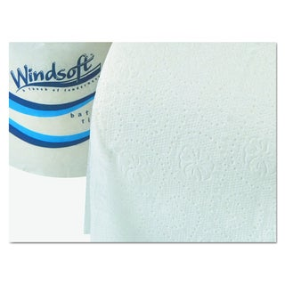 Windsoft Embossed 2 -Ply Bath Tissue