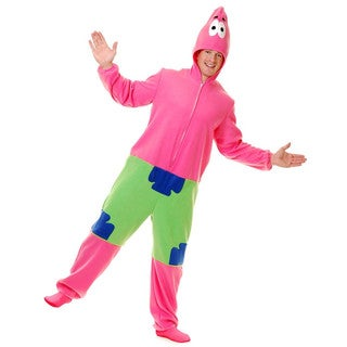 Starfish Underwater Dweller Adult Costume