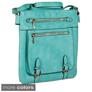 Lithyc 'Ebony' Crossbody Bag