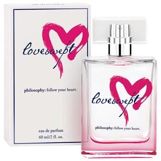 Philosophy Loveswept Women's 2-ounce Eau de Parfum Spray