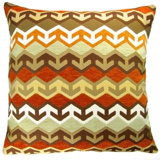Artisan Pillows 20-inch Geometric Arrow Accent Throw Pillow Cover