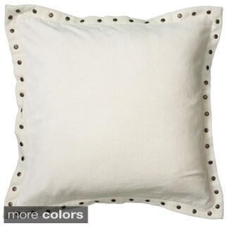 Rizzy Home 18-inch Throw Pillow (5 options available)