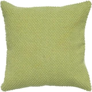 Link to Rizzy Home 20-inch Cotton Throw Pillow Similar Items in Decorative Accessories