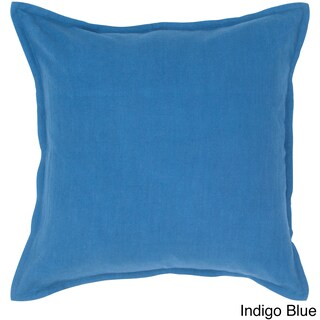 Rizzy Home 20-inch Solid Throw Pillow (More options available)