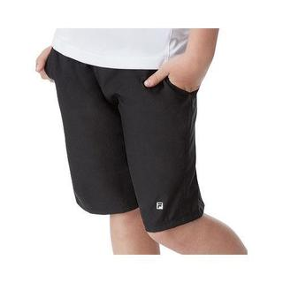Boys' Fila Fundamental Basic Short Black