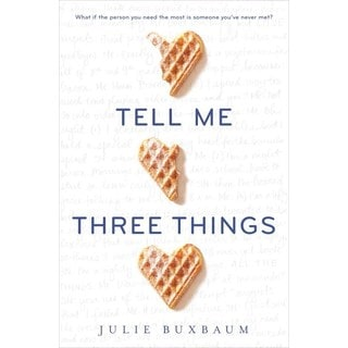 Tell Me Three Things (Hardcover)