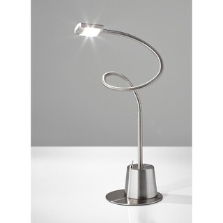 Eternity LED Extended Gooseneck Desk Lamp
