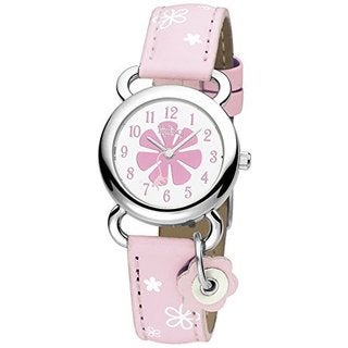 Kipling Flower Girl's Quartz Watch