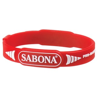 Sabona Pro Magnetic Sport Wristband Red