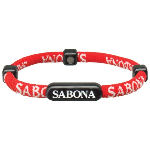 Sabona Athletic Bracelet Red