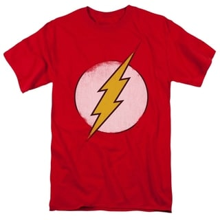 Men's Flash Logo Red T-Shirt