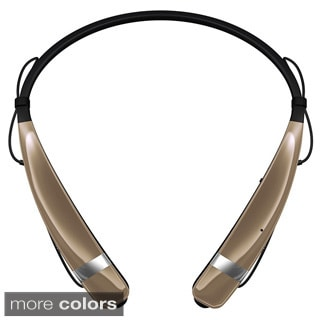 LG Tone Pro Bluetooth Wireless Headphones with Mic and Remote