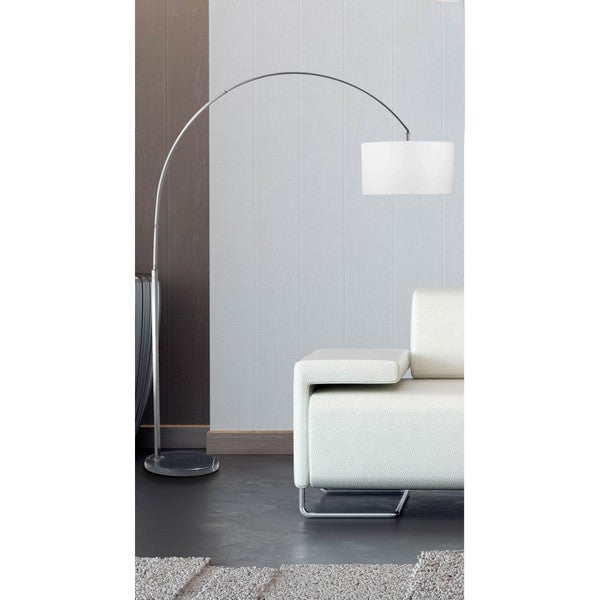 Shop Arch Arc Floor Lamp Free Shipping Today Overstock