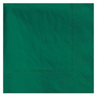 Hoffmaster 9 1/2 x 9 1/2 Hunter Green Beverage Napkins (Pack of 1,000 Napkins)