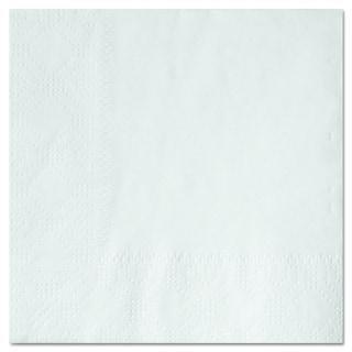 Hoffmaster 9 1/2 x 9 1/2 White Beverage Napkins (Pack of 1,000 Napkins)