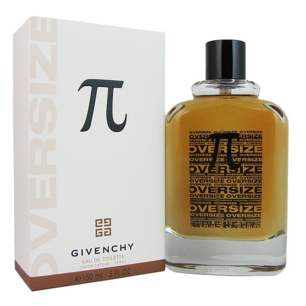 Givenchy Pi Men's 5-ounce Eau de Toilette Spray - Clear