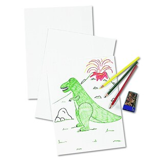 Pacon White Drawing Paper (Pack of 500 Sheets)